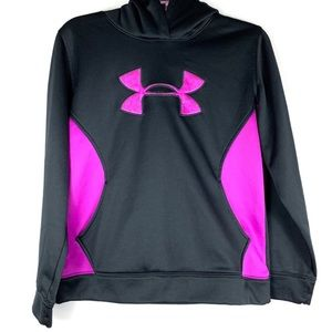 Under Armour Fleece storm big logo hoodie